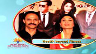 Mickey Mehta Health Beyond Fitness