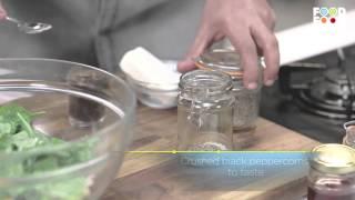 Cook Smart Shorts | Apple & Green Salad | Chef Sanjeev Kapoor