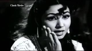 Aate Jaate Pehlu Mein || Yahudi  1958 | Dilip Kumar, Meena Kumari, Sohrab Modi