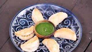 Chicken Empanadas Recipe   Working Women's Kitchen   Chef Pallavi Nigam