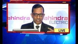 Mahindra and Mahindra's E-Vehicle Plans
