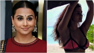 Vidya On Pregnancy Rumours | Disha Sizzles In A Bikini