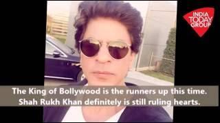 Guess who is Bollywood's most popular actor - Salman Khan, Shah Rukh Khan, Amitabh Bachchan?