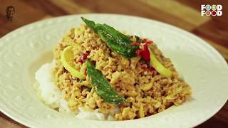 Thai Style Vegetarian Mince with Thai Rice | New Season | Cooksmart | Sanjeev Kapoor Khazana