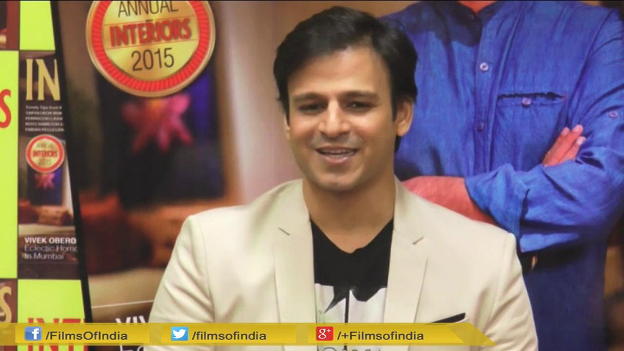 """I Am A Smart Husband"" - Vivek Oberoi"