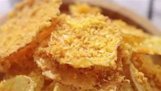Cheese Potato Chips | Sanjeev Kapoor Khazana