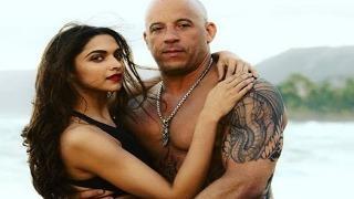 Super HOT Deepika Padukone With Vin Diesel   xXx Promotions