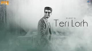 Teri Lorh (Motion Poster) | R Jeet | White Hill Music | Releasing on 26th Feb
