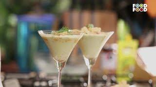 Cucumber Yogurt Soup with Papad | Turban Tadka | Chef Harpal