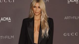 Kim Kardashian West's all-body beauty bid