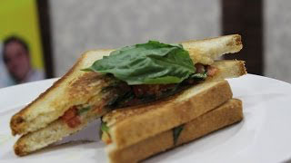 Caprese Sandwich | T20 Recipe | Food Food India