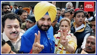 Navjot Singh Sidhu Defends Appearing In Television Show