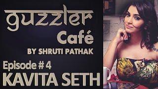 Guzzler Cafe By Shruti Pathak ft .Kavita Seth | Aaj Jaane Ki Zid Na Karo by Farida Khanum