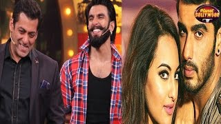 Ranveer Says No To Salman Khan | Arjun Opens Up About Sonakshi