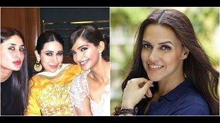 Karisma Kapoor Wants Sonam Kapoor As Her Bhabhi | No Khans On Neha Dhupia's Show|