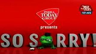 So Sorry Telangana time bomb