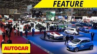 Feature | 2017 Geneva Motor Show | Autocar