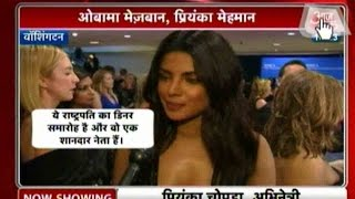 Priyanka Chopra: Barack Obama is Funny, Charming
