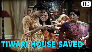 Shravan Saves Tiwari House | Ek Duje Ke Vaaste | 14th April 2016
