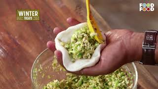 Check this video where chef sanjeev kapoor quickly and easily makes matar paneer kulcha winter treats chef sanjeev kapoor foodfood forumfinder Choice Image