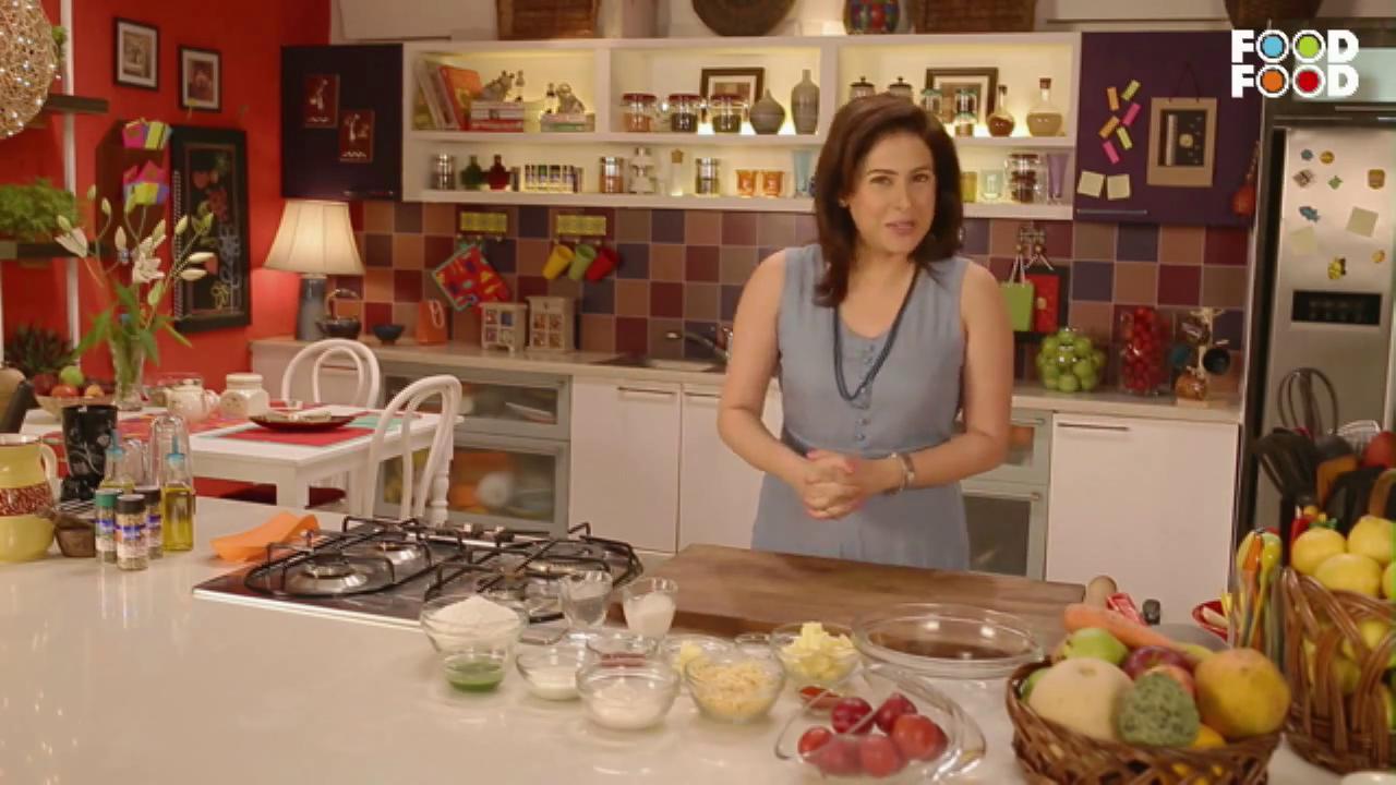 Mummy Ka Magic | Cheese Straws Recipe | Chef Amrita Raichand | Refreshing Recipes