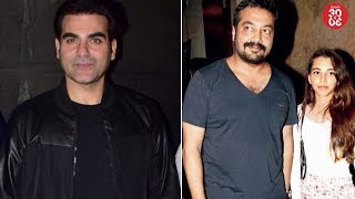 Arbaaz Keeps A Special Screening Of 'Nirdosh'   Anurag Kashyap's Daughter To Enter Bollywood?