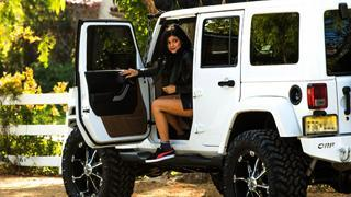 Kylie Jenner Car Collection