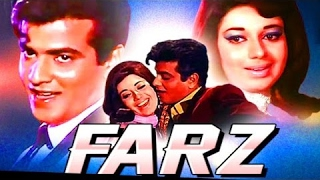 Farz (1967) | Full Hindi Movie | Jeetendra, Babita Shivdasani | Full HD