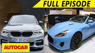 BMW 5-Series - First Drive & 2017 Geneva Motor Show | Autocar | Episode  66