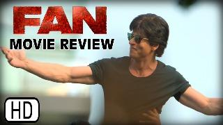 Watch Fan Full Movie Review Shahrukh Khan Online