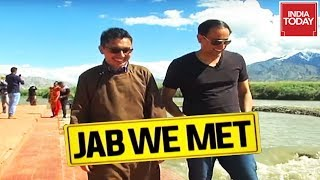 BJP MP Jamyang Tsering Namgyal Speaks With Rahul Kanwal On Art 370 Impact In Ladakh | Jab We Met