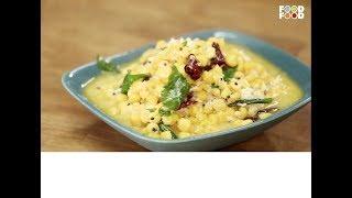 Chana Dal In Coconut Gravy | Navratri Special | Sanjeev Kapoor | Food Food