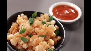 Watch mushroom popcorn with honey garlic sauce namkeen nation 000122 forumfinder Choice Image