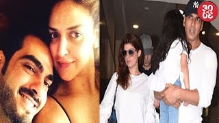 Esha Deol To Turn Mommy | Akshay Kumar's Outing With His Family