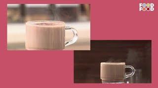 Chai Spiced Hot Chocolate | Winter Treats | Chef Ajay Chopra | FoodFood