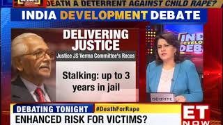 Is Death A Deterrent Against Child Rape? | India Development Debate | Death For Rape
