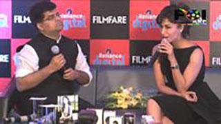 Sexy Chitrangada At Filmfare Digital Calendar Launch