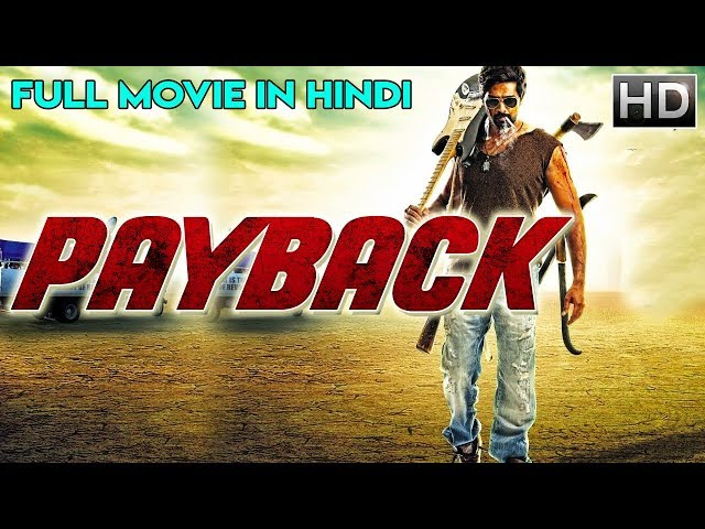 Watch Payback 2018 New Released Full Hindi Dubbed Movie Latest