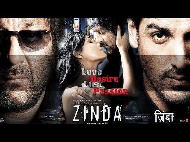 Watch Latest Bollywood Full Movie - Zinda - Sanjay Dutt ...