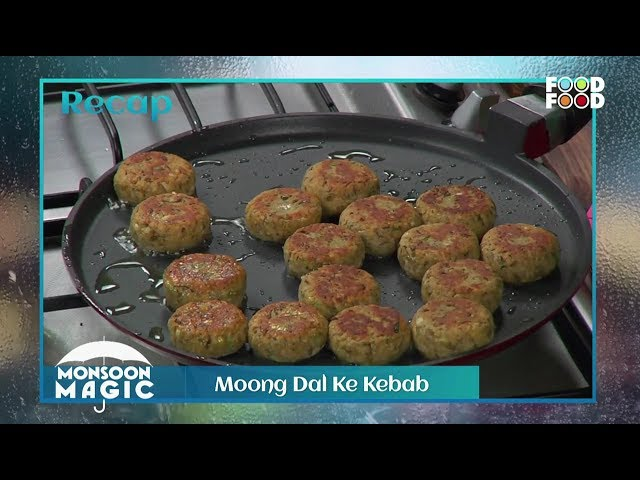 Watch moong daal ke kebab monsoon magic chef rakesh sethi watch moong daal ke kebab monsoon magic chef rakesh sethi foodfood online forumfinder Choice Image