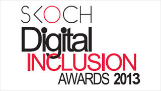 Zenga Media wins prestigious Skoch Digital Inclusion Award.
