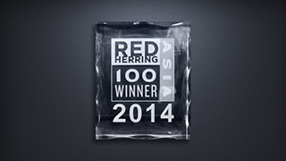 ZengaTV wins Red Herring Asia Award 2014 Top 100