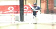 Sachin Tendulkar net practice shot 1 Live TV Streaming