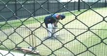 Sachin Tendulkar net practice shot 3 Live TV Streaming