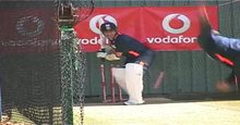Sachin batting with new bat at nets Live TV Streaming