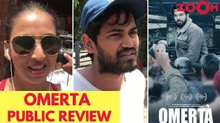 Watch Rajkummar Rao's Omerta Public Review Out | Hit Or Flop