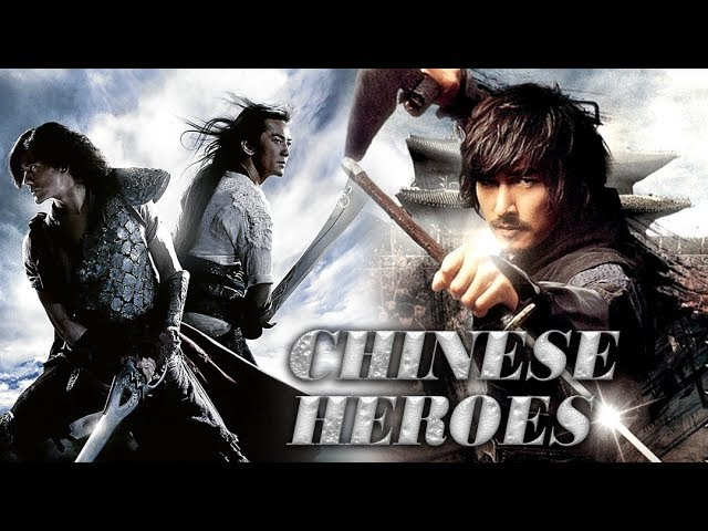 Watch Chinese Hero  Full Hindi Dubbed Movie Hollywood Action Movies Hindi Dubbed Hd Online