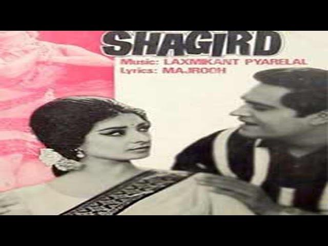 Song: dil vil pyaar vyaar film: shagird (1967) with sinhala.