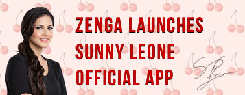 Zenga launches first official Sunny Leone Mobile App
