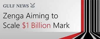 Zenga aiming to scale $1 billion mark